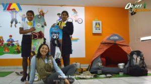 Por 4 año consecutivo, lanzamos el programa de voluntariado en turismo. esta vez con un enfoque en la naturaleza y la conservación, en alianza con la Zona Reservada Lomas de Ancón.