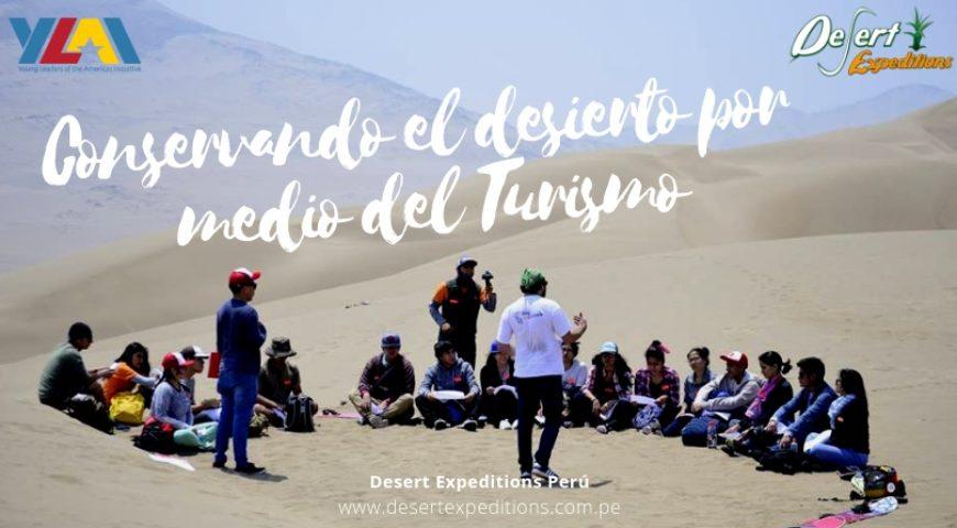 Voluntariado en turismo y conservación Turismo de naturaleza en la zona reservada lomás de ancón por Desert Expeditions (13)
