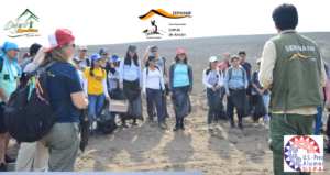 voluntariado de Limpíeza de la ZRLA, OCTUBRE DEL 2019 Por desert expeditions