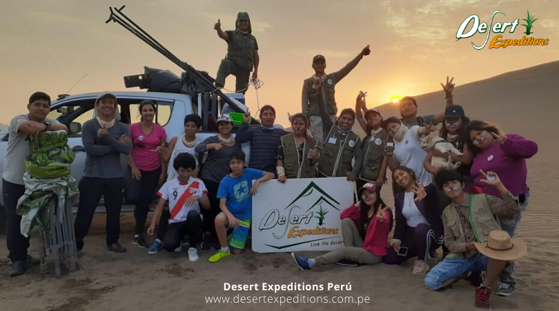 World Snow Day por Desert Expeditions