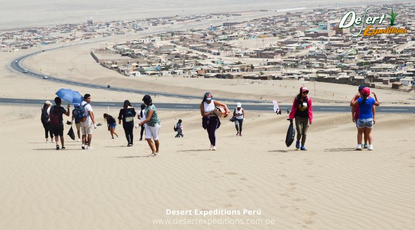 World Snow Day por Desert Expeditions