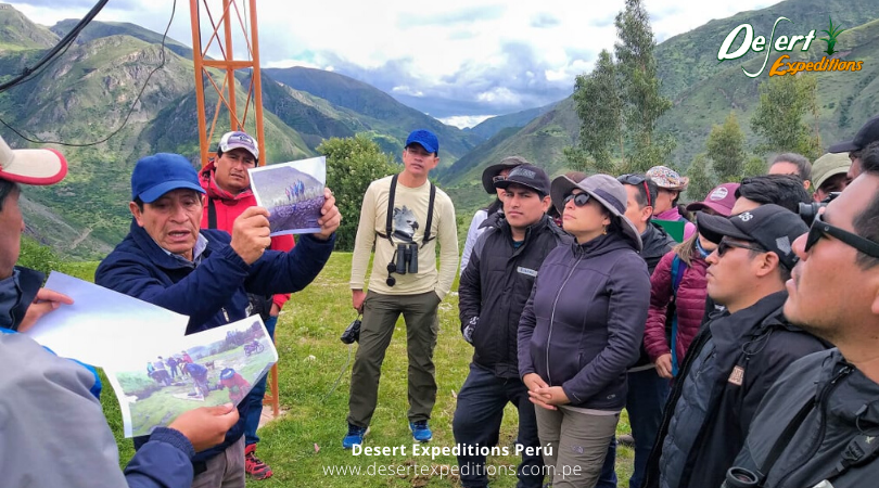 Curso de interpretación del patrimonio cultural y natural by Desert Expeditions